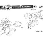 Lt. Felina Feral - Image 4 of 14