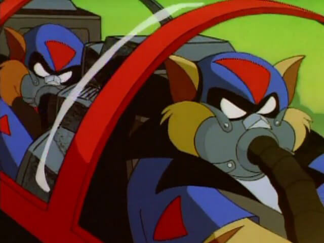 The SWAT Kats Stills Gallery