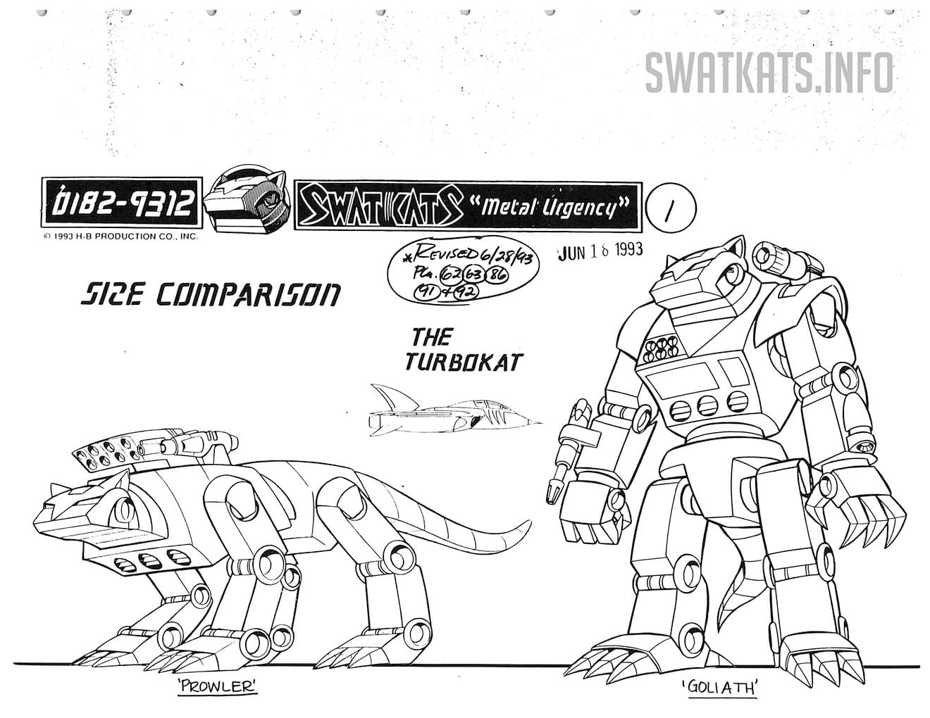 Metal Urgency Model Sheets Gallery