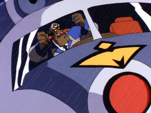 The Dark Side of the SWAT Kats Stills Gallery