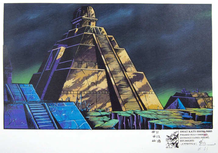 The Deadly Pyramid - Image 4 of 16