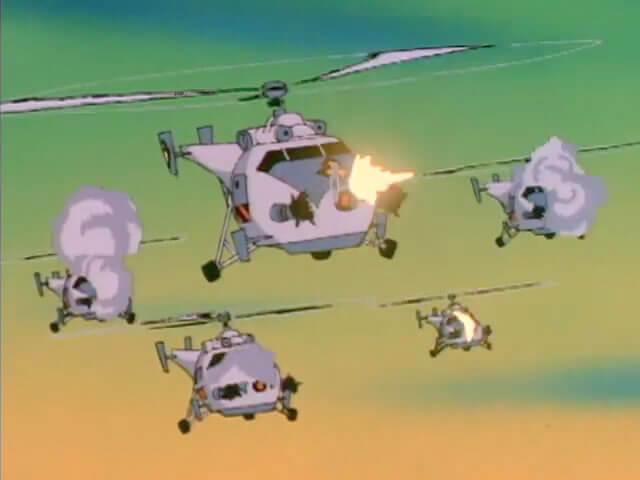 Buzz-Saw Missile Stills Gallery