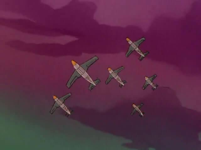 Enforcer Jet Stills Gallery