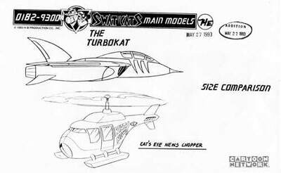 Turbokat Model Sheets Gallery